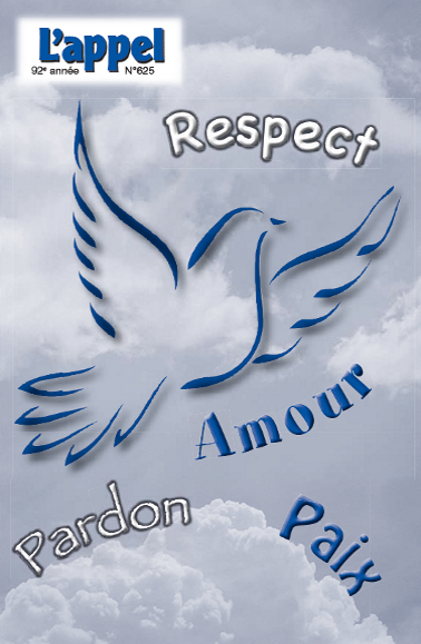Respect - Amour - Pardon - Paix